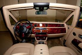 roll royce inside t pain u0027s rolls royce phantom drop head celebrity carz