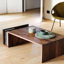 Walnut Coffee Table Modern Walnut Coffee Table Contemporary Side Agate Thewkndedit