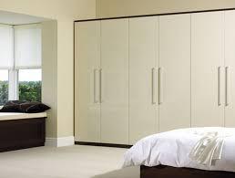 interesting modern gray black interior wardrobe design ideas