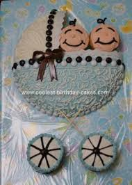baby carriage cake baby shower carriage cake baby shower