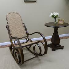 Rocking Chair Old Fashioned Carolina Cottage Victoria Bentwood Rocking Chair Hayneedle