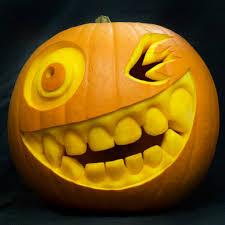 winking pumpkin philip hay flickr