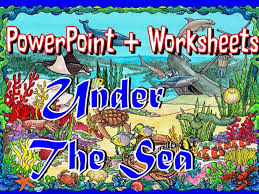 under the sea ppt by vlm1985 teaching resources tes