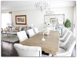 our belated dining room reveal u2014 classy glam living