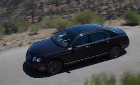 2009 bentley flying spur 2012 bentley continental flying spur speed photos specs news