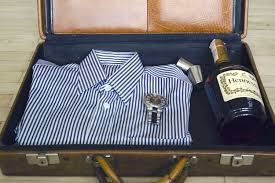 How to fold a dress shirt for travel man of many