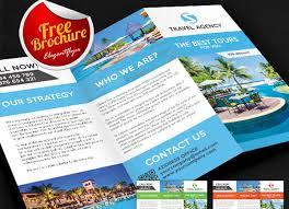contoh desain brosur hotel 30 template desain brosur free download format photoshop