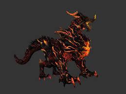 dragon 3d animated cgtrader