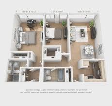 bedroom cool 2 bedroom apartment floor plan room design ideas
