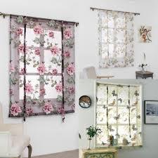Kitchen Window Curtain Ideas Bathroom Kitchen Window Valance Ebay Appealing Small Bathroom