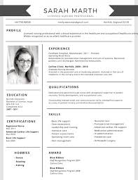 Best Resume Certifications by 50 Most Professional Editable Resume Templates For Jobseekers