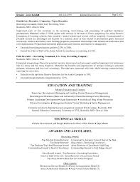download recruiter resume sample haadyaooverbayresort com