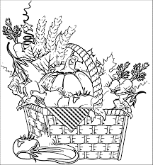 vegetable coloring pages wecoloringpage