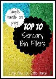 43 40 sensory bin fillers images sensory play