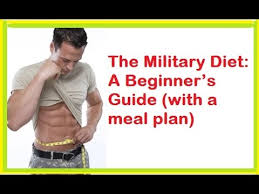the military diet a beginner u0027s guide with a meal plan youtube