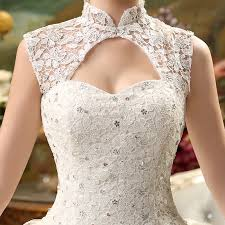 Aliexpress Com Buy Lamya Vintage Sweatheart Lace Bride Gown Designer Wedding Dress Picture More Detailed Picture About Lamya