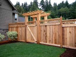 fence ideas for small backyard affordable backyard fence ideas colors backyard fence ideas