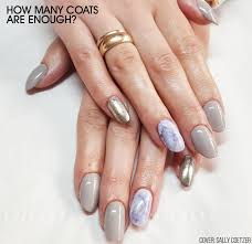 how many coats are enough nailstyle
