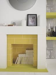 Make A Fireplace Mantel by Best 25 Tiled Fireplace Ideas On Pinterest Herringbone