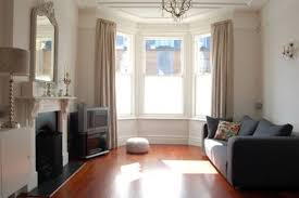 bay window treatments for large windows the perfect window