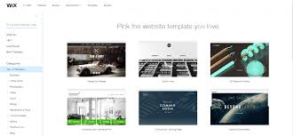 wix what u0027s your best visual builder the unknown side of the