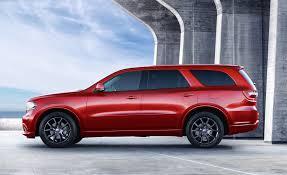 bentley red and black 2015 dodge durango r t gets radar red seating option u2013 news u2013 car
