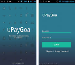 login services apk upaygoa apk version 1 2 beta gel services upaygoa