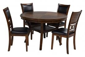 round table and chairs dining room tables mor furniture for less