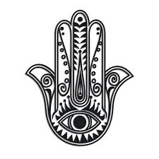 simple evil tattoo simple hamsa hand drawing hamsa pinterest hamsa hand tattoo