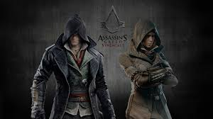 assassins creed syndicate video game wallpapers photo collection jacob and evie frye wallpaper