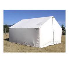 wall tent 16 x 24 canvas wall tent water mildew treated 10 1 oz army