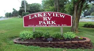 Lakeview Lawn And Landscape by Lakeview Rv Park And Campground Ohio Campers