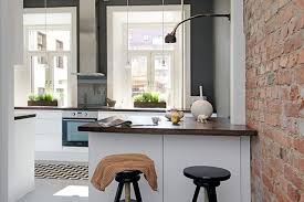 industrial kitchen design ideas inspiring industrial kitchen design with calm shades and