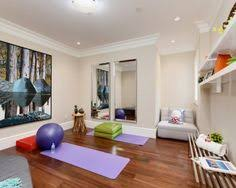 Home Gym Ideas Michelle Adams Basement Gym Before And After Interior Design