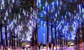 christmas lights that look like snow falling christmas lights on a budget next deal shop