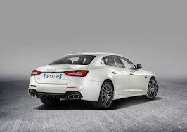 maserati ghibli sport package 2017 maserati quattroporte gets slight facelift and new packages