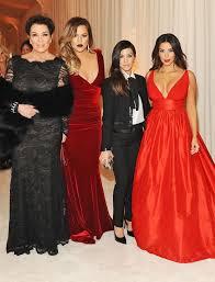 kris jenner khloe kardashian kourtney kardashian kim kardashian
