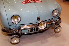 1958 renault dauphine rétromobile 2016 le stand renault en 50 photos rétromobile