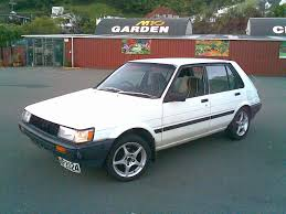 1987 toyota corolla executive liftback related infomation