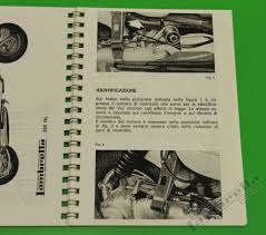 owners manual lambretta dl200 gp200 rimini lambretta centre