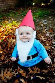 Funny Halloween Costumes Baby Garden Gnome Kids Halloween Costume Diy Kid Craft Ideas
