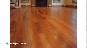 polishing hardwood floors