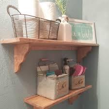 Hanging Bathroom Shelves by 24 Bathroom Shelves Designs Bathroom Designs Design Trends