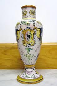 Italian Vase Vintage Italian Ceramic Fountain Antique Italian Vase 1890 U0027s