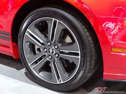2013 mustang wheels and tires 2013 performance pkg wheels tires the mustang source ford
