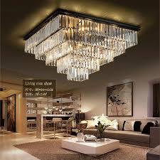 Modern Large Chandelier Laimaik Led Ceilinglight Large Chandelier Luxury