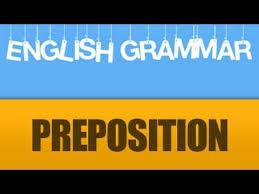 english preposition class 7 english grammar youtube