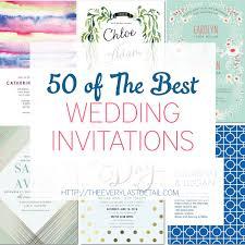 best online wedding invitations the best wedding invitations that you can order online