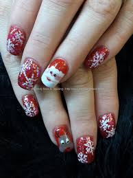 25 best ideas about xmas nail art on pinterest xmas nail