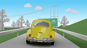 yellow volkswagen karak highway plan your journey with plus expressways youtube